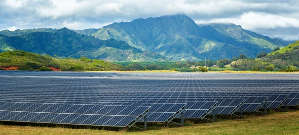 As Hawaii Aims for 100% Renewable Energy, Other States Watching Closely