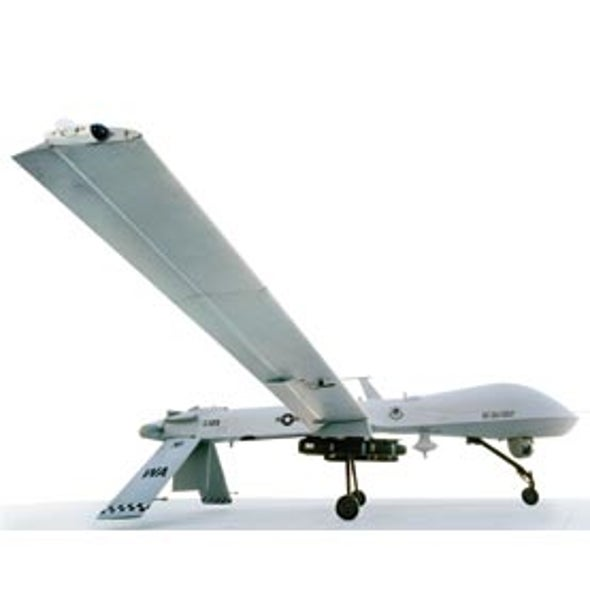 Here Come the Drones