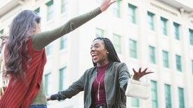 Consensual Hugs Seem to Reduce Stress
