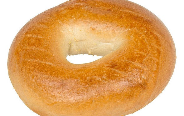 Bagels, Pretzels and the Nobel Prize in Physics