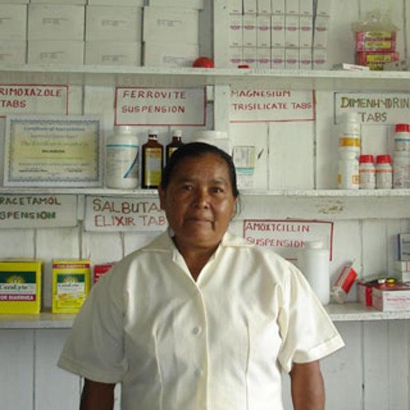 Antibiotic Resistance: Blame It on Lifesaving Malaria Drug?