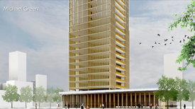 Wooden Skyscrapers--Coming to a City Near You