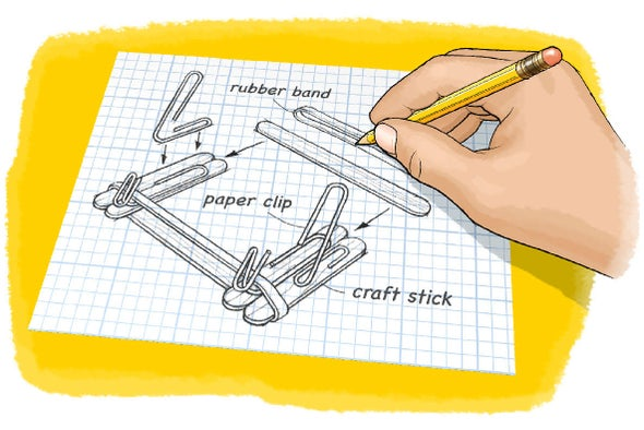 Design a Cell Phone Stand