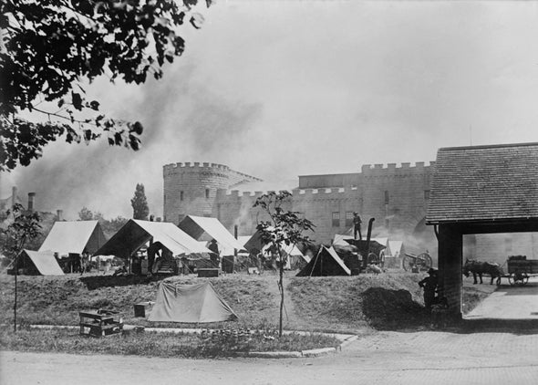 Race Riot Site from 1908 Could Become a National Park