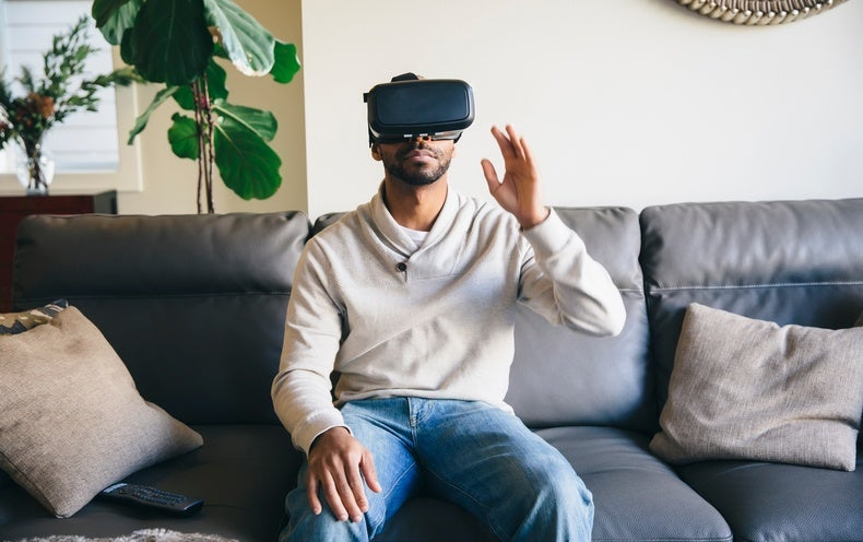 Virtual Reality And The Covid Mental Health Crisis Scientific American