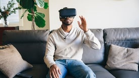 Virtual Reality and the COVID Mental Health Crisis
