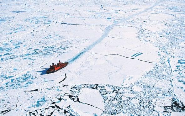 U.S. Icebreaker Fleet Is Overdue for an Upgrade