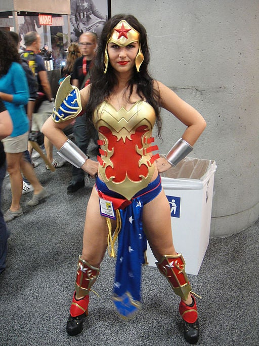 the big sexy problem with superheroines and their