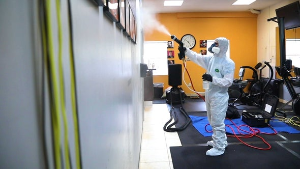 Deep Cleaners Have Their Day in a Nation Paralyzed by a Pathogen