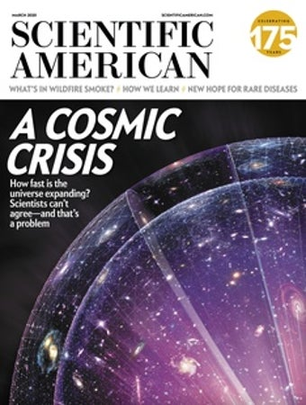 Scientific American Volume 322, Issue 3