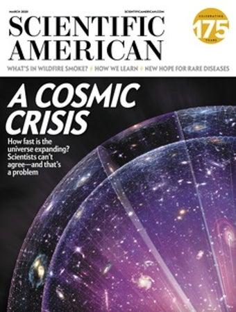 Scientific American Volume 322, Issue 3