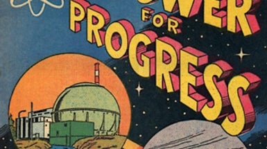 Comic Books from the Atomic Age
