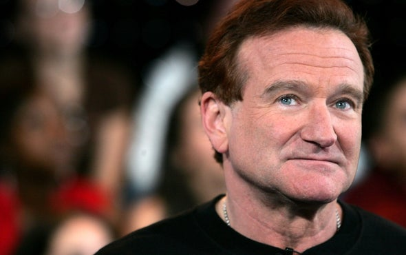How Lewy Body Dementia Gripped Robin Williams