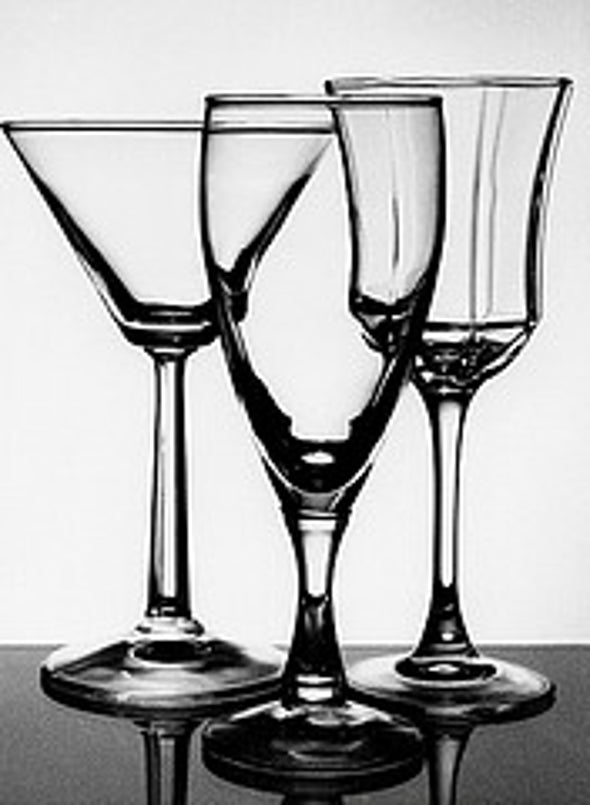 Wine Snobs Are Right: Glass Shape Does Affect Flavor
