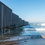 Trump's Border Wall Highlights the Climate-Migration Connection