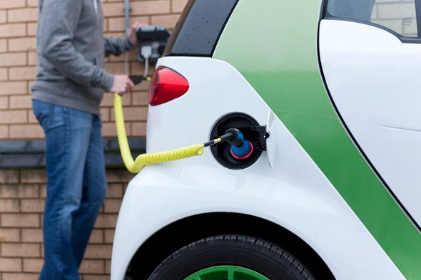 Ultrasensitive Fuel Gauges Could Improve Electric Vehicle Batteries
