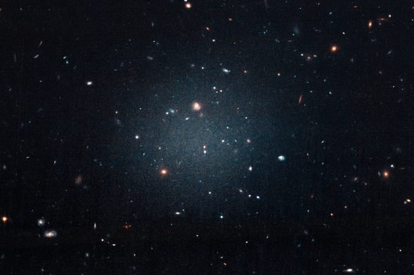 Ghostly Galaxies Hint at Dark Matter Breakthrough