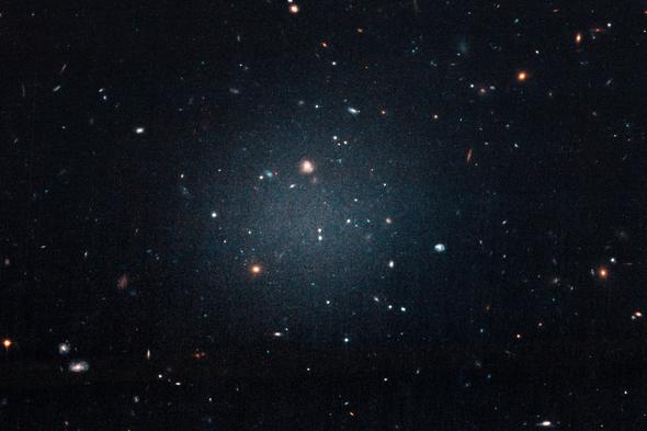 Ghostly Galaxies Hint at Dark Matter Breakthrough - Scientific American