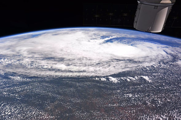 Tropical Storm Harvey Shutters NASA's Johnson Space Center through Labor Day