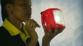 Solar Charity Takes Aim at Africa's Kerosene Lamps