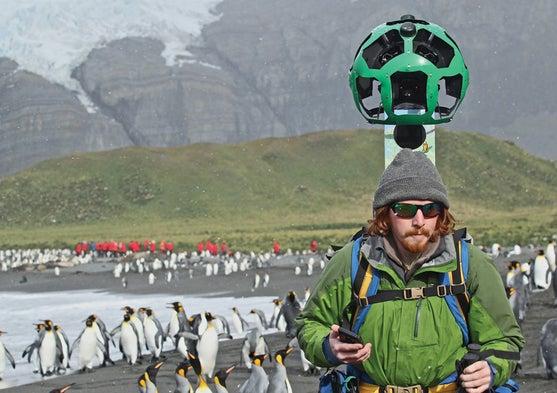 Follow Ernest Shackleton's Legendary Trek on Google Street View [Slide Show]