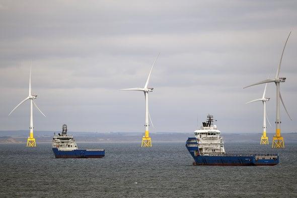 Deal Sets Stage for U.S. Floating Wind Turbine Boom