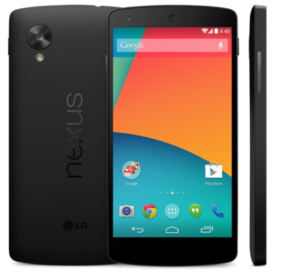 With Nexus 5, Google finally gets flagship phone treatment