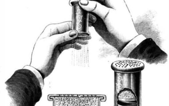 Salt: Historical Notes from Scientific American