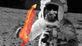 Food (and Bacon) on the Moon - It Happened in Space #16