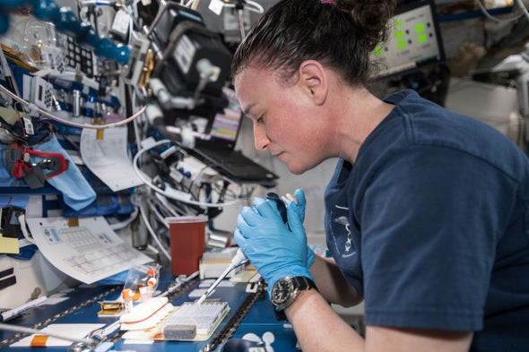 Medicine in Space: What Microgravity Can Tell Us about Human Health