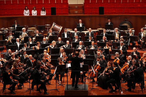 Why Orchestras Haven't Been Digitized