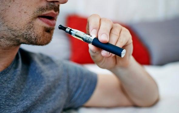 No Change in Tobacco Use among U.S. Youth; E-Cigarettes Preferred
