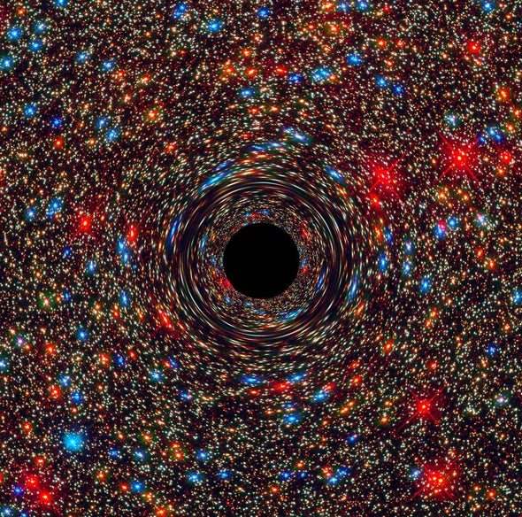 Black Hole Pretenders Could Really Be Bizarre Quantum Stars