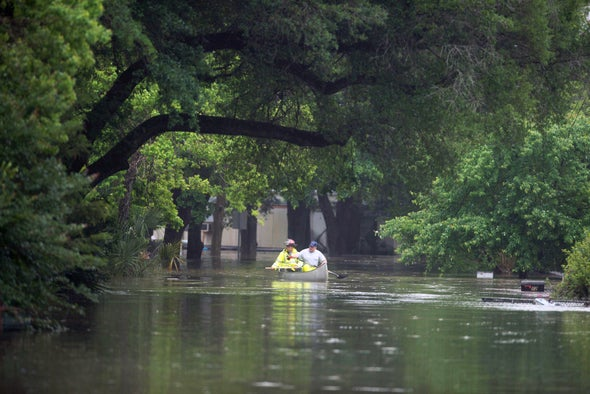 Floods Are Increasing in Supposedly Low-Risk Areas