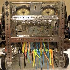 FIRST, robot, Hewlett