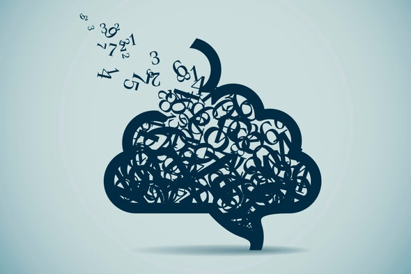 How Does a Mathematician's Brain Differ from That of a Mere Mortal?