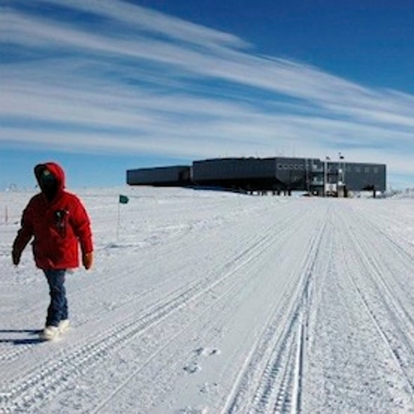 U.S. Antarctic Research Season Is in Jeopardy