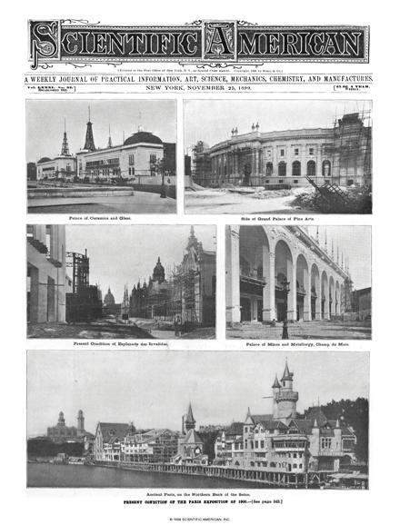 November 25, 1899