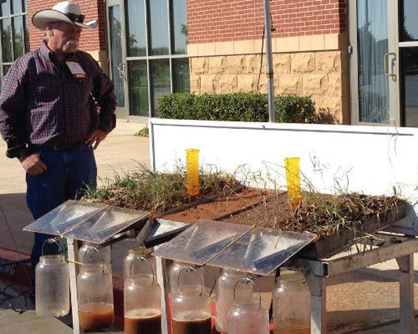 Can Farming Practices in Oklahoma Solve Climate Change?