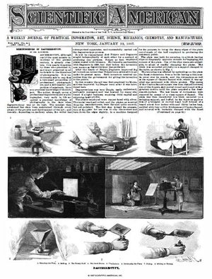 January 22, 1887