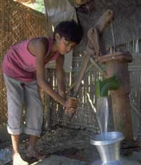 Well Water Arsenic Tests Go Awry in Bangladesh