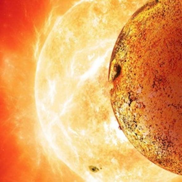 Lava Planet Is Most Earthlike Alien Planet Yet