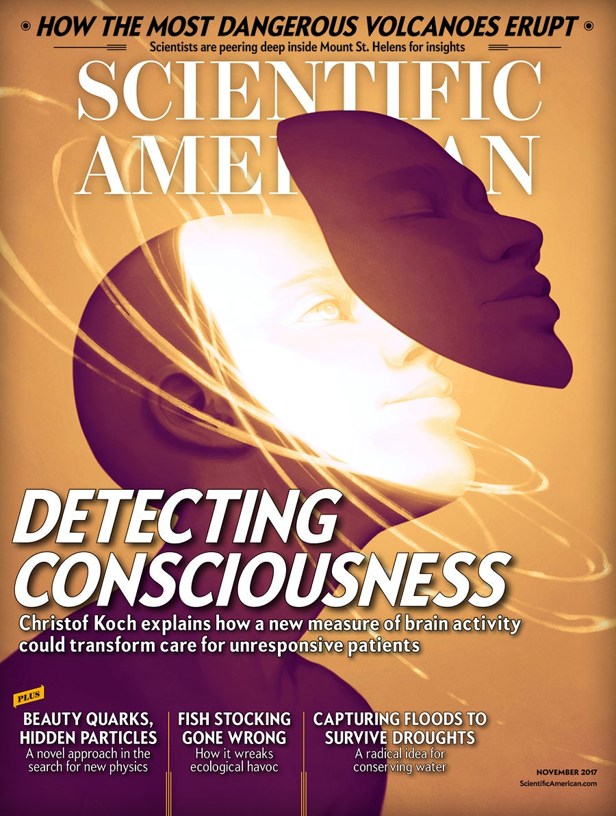 Scientific American Volume 317, Issue 5