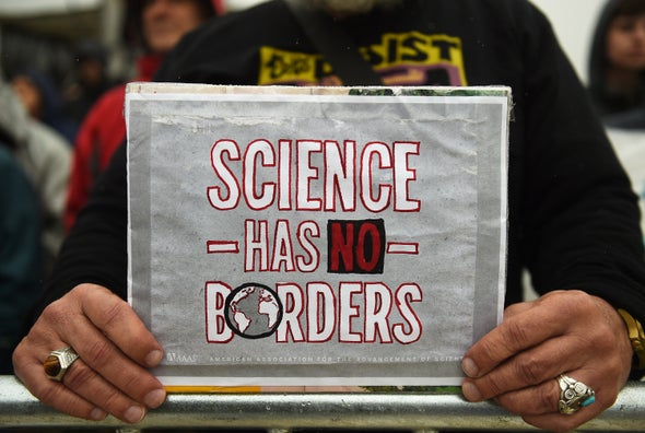 U.S. March for Science Group Faces Growing Pains