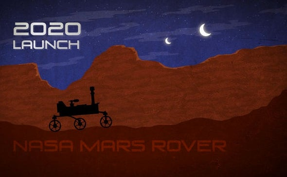 NASA Plans Mars Sample-Return Rover