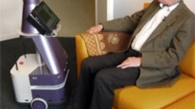 Cyber Care: Will Robots Help the Elderly Live at Home Longer?