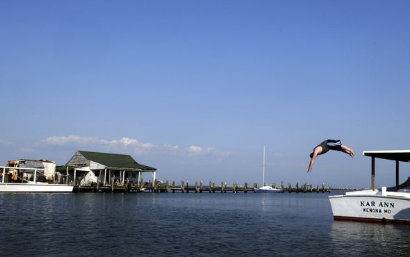 Maryland Island Denies Sea Level Rise, Yet Wants to Stop It