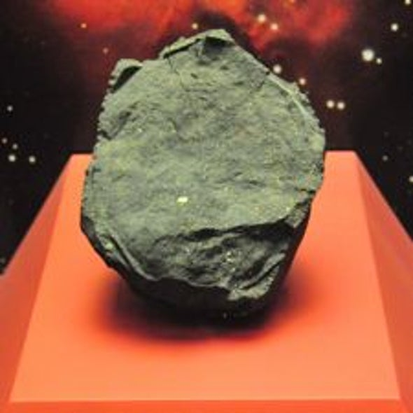 Meteorite That Fell in 1969 Still Revealing Secrets of the Early Solar System