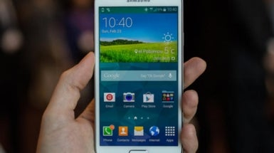 Galaxy S5 unveiled with fingerprint sensor, bigger screen