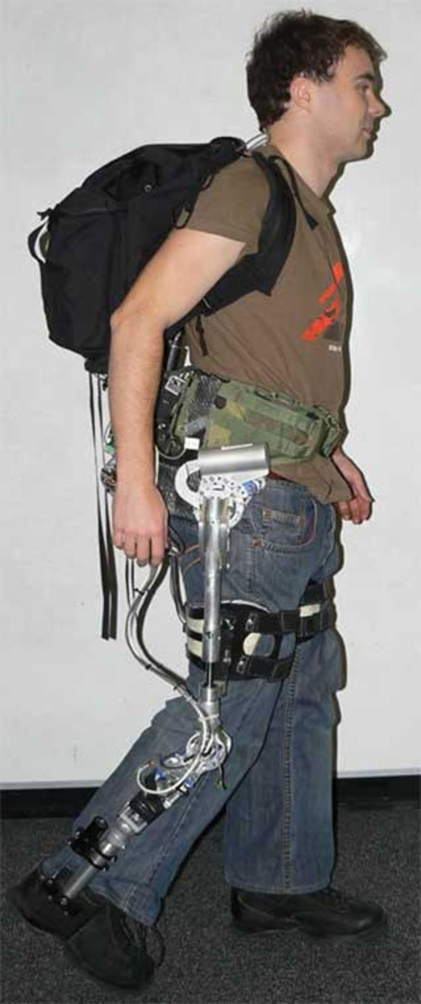 The Future of Exoskeletons: Lighter Loads, Limbs and More